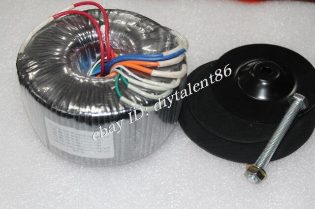 300W 220V Toroid Transformer for audio Out:2X40V + 2X15V