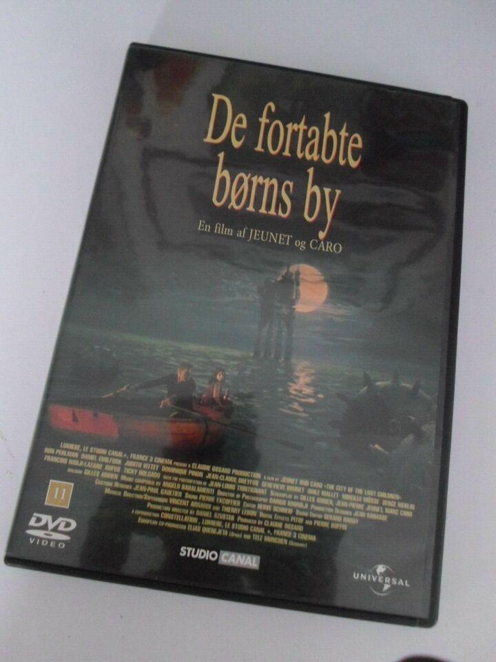 De Fortabte Børns by (DK Tekst), instruktør Jeunet & Caro,