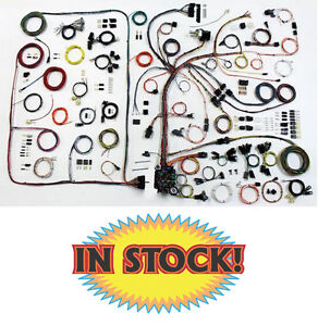 american autowire 1968 72 pontiac gto wiring harness kit 510540 image is loading american autowire 1968 72 pontiac gto wiring harness