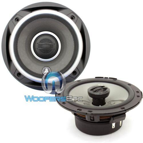 """JL AUDIO C2-600X CAR 6/"""" 2 WAY SILK TWEETERS COAXIAL SPEAKERS C2600X PAIR NEW"""