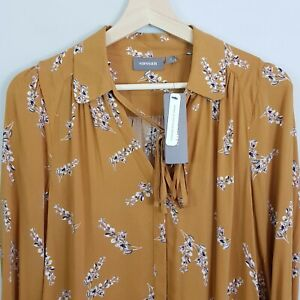 SUSSAN-Womens-Print-Blouse-Top-NEW-89-95-Size-AU-8-or-US-4