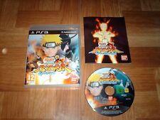 NARUTO SHIPPUDEN...ultimate ninja storm generations...jeu complet...sur PS3
