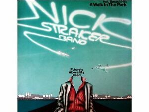 Nick straker bande future's Above My Head (1979) [LP]