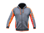 Hi-Vis-Fleece-Jacket-Full-Zip-Hoodie-Jumper-Panel-with-Piping-Body-Dark-Marble thumbnail 21