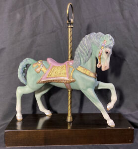 RARE! Cybis Porcelain ~ CAROUSEL HORSE ~ Limited Edition (#434 of 500)