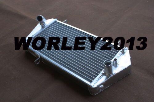 Aluminum radiator for Aprilia Shiver 750 SL750 2007-2016 /& DORSODURO 750 2009-16