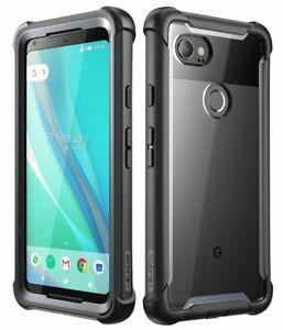 big sale 6df46 b3718 Details about Google Pixel 2 XL case i-Blason Ares Full-Body Bumper Cover  w/ Screen Protector