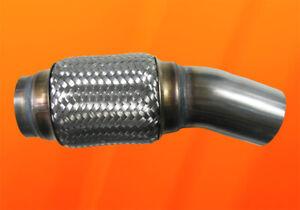 Tubo Flex Interlock BMW 3/5/6/7 X3/5/6 150-225Kw OE18308508523