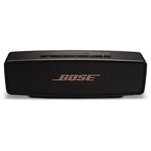 Bose soundlink Mini II Limited Edition Bluetooth Speaker