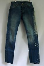 LVC LEVIS VINTAGE CLOTHING 1947 501 SALT LAKE BUM W31 L38 BIG E LVC