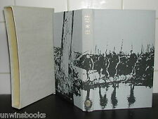 ROBERT GRAVES Ypres WWI Somme FOLIO SOCIETY WESTERN FRONT Trench Warfare HB WW1