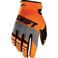 Shift Racing Youth Assault Orange Motocross Off Road Glove Atv 14610-009