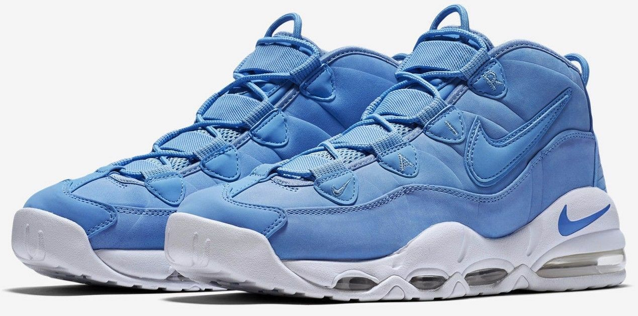 NIKE AIR MAX UPTEMPO '95 AS QS MEN'S BASKETBALL SHOES UNIVERSITY blueE 922932 400