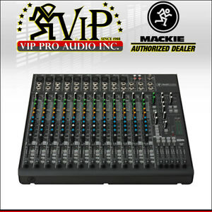 Details about Mackie 1642VLZ4 16-Channel 4-Bus Compact Mixer Live Sound  Mixing & Recording NEW