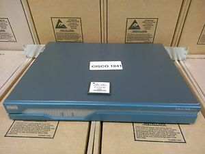 Cisco-Systems-1841-Integrated-Services-Router-1800-Series-Model-64MB-Flash-Card