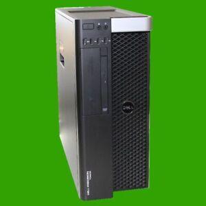 DELL-Precision-T3600-InteI-E51620-8-GB-256GB-SSD-WIN10-Pro-Workstation-NVS-310