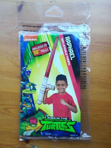L/'aumento delle Tartarughe Ninja-Ninja ARMA-RAPHAEL /'S Scuola