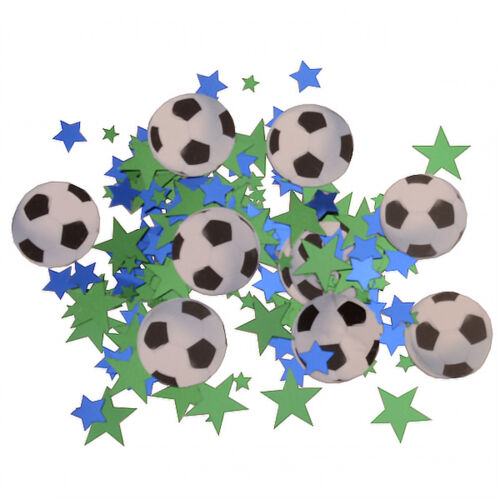 Football Confetti Football Party Party Decorations Party Confetti