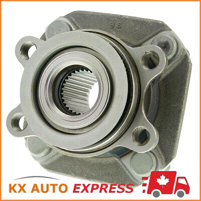 FRONT WHEEL BEARING /& HUB ASSEMBLY FOR NISSAN SENTRA 2.0L W//ABS 2010 2011 2012