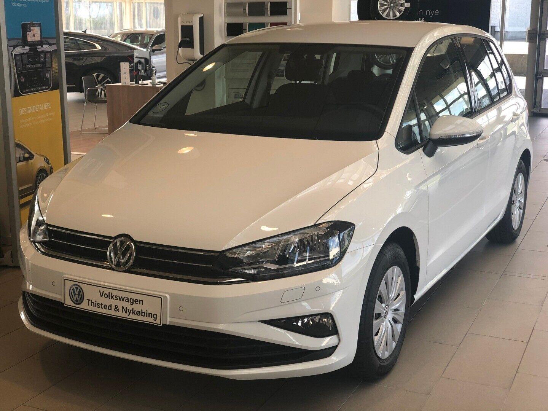 VW Golf Sportsvan 1,0 TSi 115 Trendline DSG 5d - 269.900 kr.