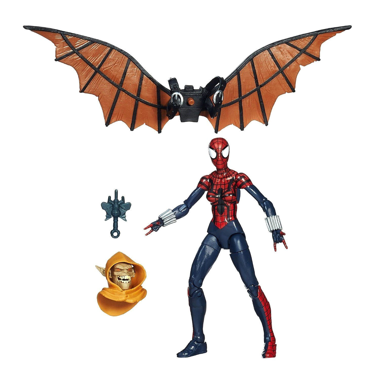 MARVEL LEGENDS Infinite Series_SPIDER-uomo Collection__SPIDER-GIRL  6   cifra_MIP  compra meglio