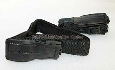 Optical Hardware medium binocular strap (twin pack) for binoculars. Black
