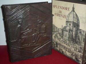Coll-Citta-Oro-Editalia-Splendido-Pecchioli-Splendore-Firenze-1968-Bronzo