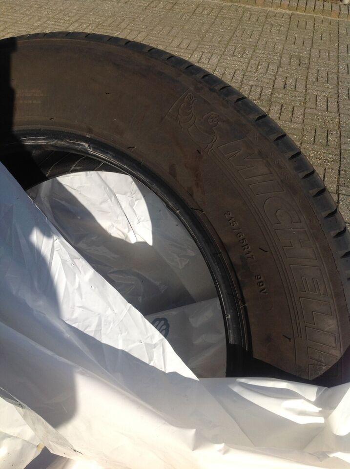 Sommerdæk, Michelin, 215 / 65 / R17