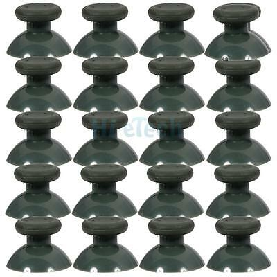 30X Analog Joystick Thumbstick Rubber Cap for Microsoft Xbox 360 Controller Gray