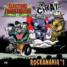Rockamania, Vol. 1 by Electric Frankenstein/The Cheats (Vinyl, Jul-2014, Screaming Crow)