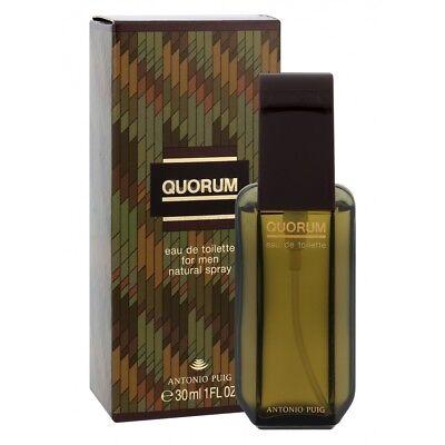 7952a4f9709e2 Quorum Antonio Puig 1.7 oz / 50 ml Eau De Toilette Spray Original Formula    eBay