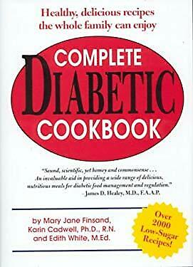 Complete Diabetic Cookbook(refer to ISBN 1579123406) : Healthy, Delicious Recipe