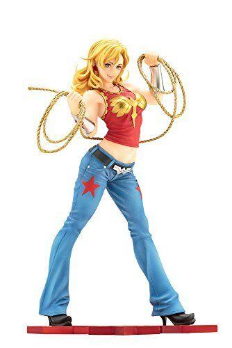 Kotobukiya DC Comics Wonder Girl estatua Bishoujo