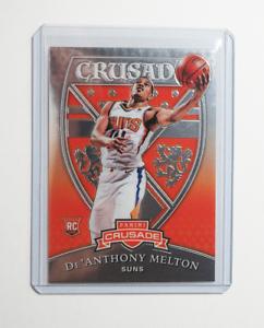 DE'ANTHONY MELTON Suns 2018-2019 Panini CRUSADE ROOKIE #554