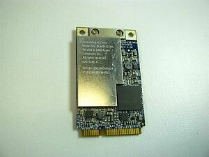 apple airport extreme card for mac pro 2007