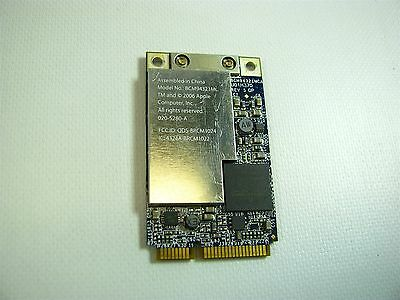 661-4460 Apple Airport Extreme WIFI Card,iMac Mid 2007 A1224 Tested Warranty