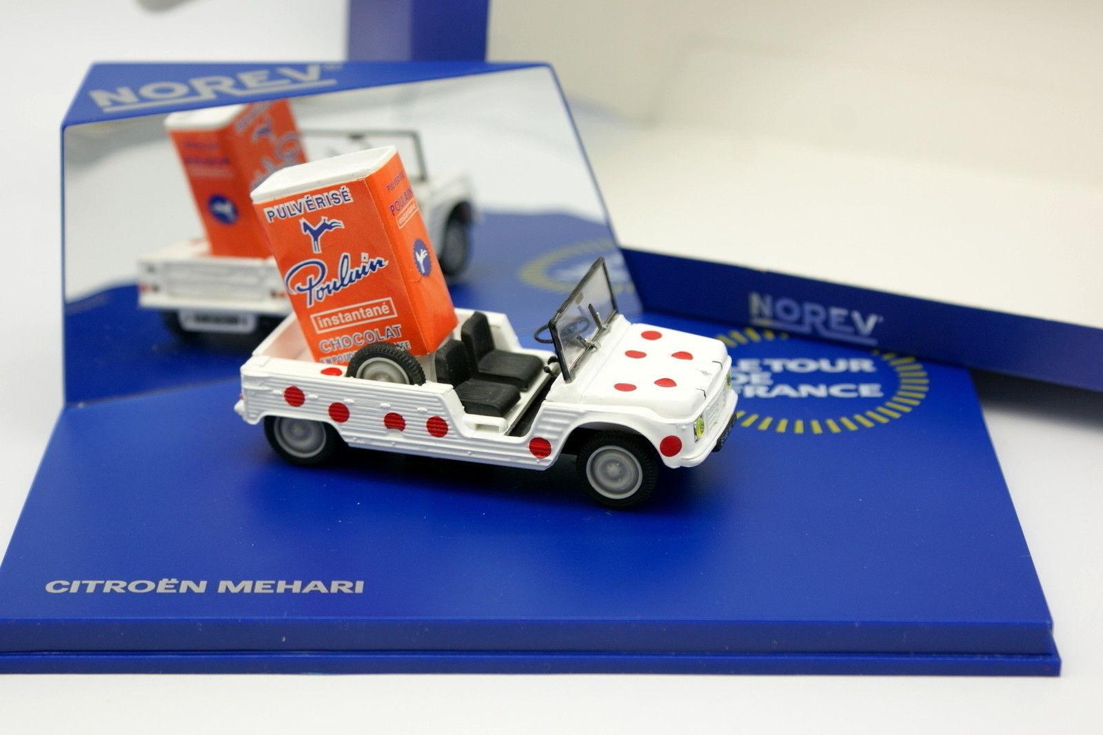 tienda de ventas outlet Norev 1 43 - Citroen Mehari Potro Tour de de de Francia  Centro comercial profesional integrado en línea.