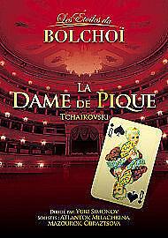 Tchaikovsky - Queen Of Spades - Bolshoi Opera (DVD, 2008)