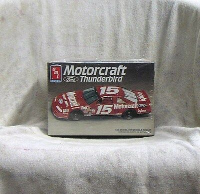 Kits Alert 1992 Geoff Bodine # 15 Motorcraft Ford Thunderbird 1/25 Scale Plastic Model Kit Keep You Fit All The Time