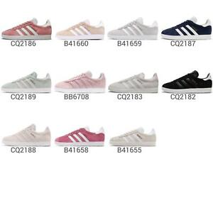 Dettagli su adidas Originals Gazelle Classic Womens Casual Shoes Vintage Sneakers Pick 1