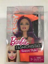 Barbie Fashionistas Swappin Styles Sassy Head