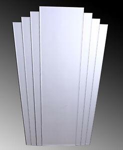 Détails sur Design moderne Décoration contemporaine Salon & Chambre à  Coucher Mur de miroirs- afficher le titre d\'origine