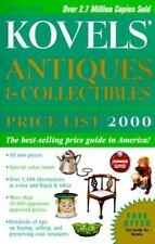 Kovels' Antiques and Collectibles Price List 2000 Ralph M. Kovel 32nd Edition