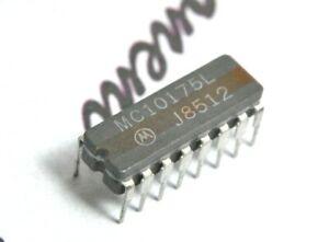 1PCS-Motorola-MC10175L-DIP-16-Integrated-Circuit-IC-NOS