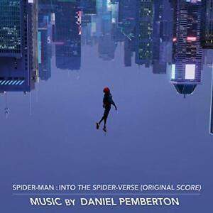 Daniel-Pemberton-SpiderMan-Into-The-SpiderVerse-Original-Score-CD