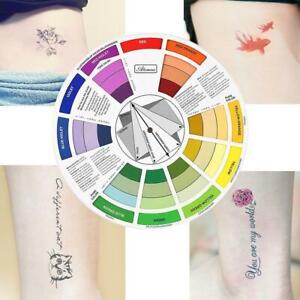 Permanent-Makeup-Tattoo-Ink-Mixer-Blending-Pigment-Sticks-Color-Mixing-Guide-new