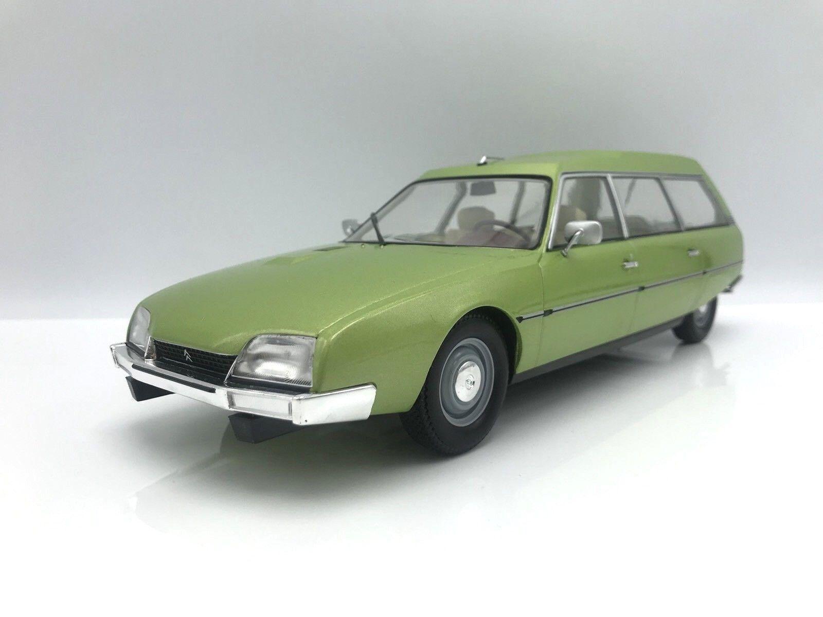 Citroen CX 2400 Super Break Serie I 1976 - metallic-grün - 1 18 MCG    NEW