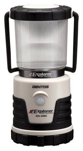 Kb09 GENTOS Explorer LED lantern 380 lumens SOL036C from japan New
