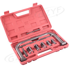 NEW Valve Spring Compressor C Frame Service Car Auto Motorcycle Pusher Tools Set