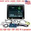 "thumbnail 2 - 12""  6-parameter Patient Monitor NIBP SPO2 ECG TEMP RESP PR Vital Sign US STOCK"